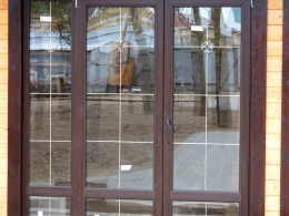 комплектующие, пластиковые окна